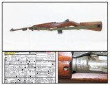 """1944 WORLD WAR II US INLAND M1 Carbine .30 Light Rifle Korea Vietnam C&R Manufactured by the """"Inland Division"""" of GENERAL MOTORS"""