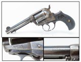 "1903 COLT Model 1877 ""LIGHTNING"" .38 Long Colt Double Action REVOLVER C&R Classic Cowboy & Gunfighter 6-Shooter!"