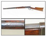 1909 Octagonal Barrel WINCHESTER 1892 Lever Action .38-40 WCF RIFLE C&R Classic Lever Action Made in 1909