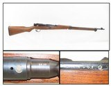 .30-06 Converted Bringback JAPANESE World War II NAGOYA Type 99 MILITARY Rifle C&R Manufactured at the TORIIMATSU ARSENAL in Nagoya, Japan.