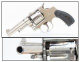 """HAND EJECTOR"" SMITH & WESSON .32 S&W Caliber Model of 1896 Revolver C&R Smith & Wesson's FIRST ""Swing-Out"" Cylinder Revolvers"