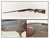 Engraved A. GERMANN MEISSEN SINGLE SHOT STALKING Rifle 6.4mm .25 Cal. C&R Octagonal Barrel, Double Set Triggers