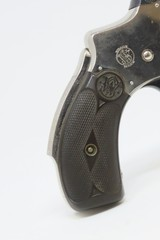 """SMITH & WESSON 2nd Model .32 S&W Safety Hammerless C&R """"LEMON SQUEEZER"""" 5-Shot Smith & Wesson """"NEW DEPARTURE"""" Revolver - 18 of 20"""