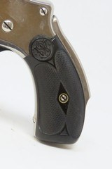 """SMITH & WESSON 2nd Model .32 S&W Safety Hammerless C&R """"LEMON SQUEEZER"""" 5-Shot Smith & Wesson """"NEW DEPARTURE"""" Revolver - 3 of 20"""