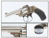 "SMITH & WESSON 2nd Model .32 S&W Safety Hammerless C&R ""LEMON SQUEEZER"" 5-Shot Smith & Wesson ""NEW DEPARTURE"" Revolver"