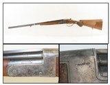 1929 GERMAN STALKING Rifle ENGTR. SCHUTZMARKE Herold SINGLE SHOT 8.15x46mmR Great Rifle for Hunting!