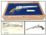 1862 CINCINATTI Lettered CIVIL WAR COLT 1851 NAVY .36 Revolver OHIO MILITIATo Tyler Davidson & Co. for Sale to State of Ohio Militia!