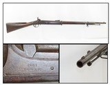 CONFEDERATE Sinclair Hamilton Co. 1861 ENFIELD Pattern 1853 2-Band MusketBritish Import to the CSA via Blockade Runners