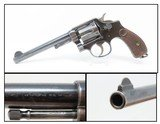 """RARE 1 of 1,000 Model 1899 Army Contract SMITH & WESSON .38 M&P RevolverFine Hand Ejector S&W """"KSM"""" Inspected C&R"""