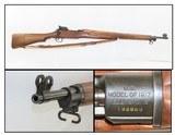 1918 WORLD WAR I U.S. EDDYSTONE Model 1917 Bolt Action C&R MILITARY Rifle WWI .30-06 American Rifle Made in 1918