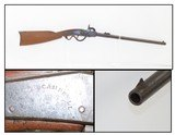 """Scarce CIVIL WAR Antique GWYN & CAMPBELL Type I Saddle Ring CAVALRY Carbine 1 of 4,200 Union Cavalry """"GRAPEVINE"""" CARBINE!"""