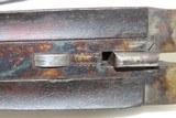 ENGRAVED JJ Langley Antique SxS Hammerless Shotgun English Double Barrel Fowling Gun - 21 of 23