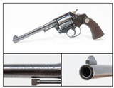 COLT Double Action POLICE POSITIVE SPECIAL .32-20 WCF Caliber C&R REVOLVERColt's Widely Produced Revolver Design!