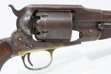 Antique CIVIL WAR US MILITARY Contract Percussion REMINGTON New Model ARMYMade and Shipped Circa 1863-65! - 16 of 17