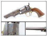 CIVIL WAR Antique COLT Model 1849 POCKET .31 Caliber PERCUSSION RevolverHandy WILD WEST SIX-SHOOTER Made In 1861
