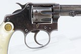 SMITH & WESSON 2nd Model LADYSMITH .22 Rimfire Double Action C&R RevolverDAN WESSON DESIGNED with PEARL GRIPS - 15 of 16