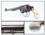 SMITH & WESSON 2nd Model LADYSMITH .22 Rimfire Double Action C&R RevolverDAN WESSON DESIGNED with PEARL GRIPS - 1 of 16