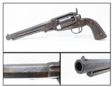 SCARCE Antique Civil War JOSLYN ARMY Model .44 Caliber PERCUSSION Revolver1 of only 3,000 Made in the Early 1860s