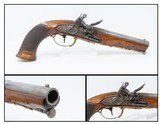 Early-1800s FRENCH EMPIRE .54 Caliber FLINTLOCK Single Shot Pistol Antique