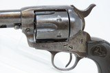 1911 LETTERED COLT Single Action Army PEACEMAKER .41 Caliber Long Revolver SCARCE Caliber .41 Colt Revolver Made in 1911! - 4 of 19