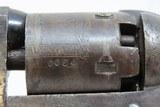 Post-CIVIL WAR Antique COLT Model 1849 POCKET .31 Cal. PERCUSSION RevolverHandy WILD WEST FIVE-SHOT Made In 1869 - 8 of 21