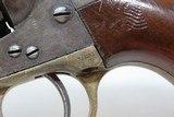 Post-CIVIL WAR Antique COLT Model 1849 POCKET .31 Cal. PERCUSSION RevolverHandy WILD WEST FIVE-SHOT Made In 1869 - 6 of 21