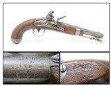Antique ASAntique ASA WATERS U.S. Model 1A WATERS U.S. Model 1836 .54 Caliber Smoothbore FLINTLOCK PistolSTANDARD ISSUE of the MEXICAN-AMERICAN WAR!