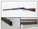 1909 WINCHESTER Model 1892 Lever Action .44-40 WCF Repeating CARBINE C&R Early 1900s Iconic Saddle Ring Carbine with Gumwood Stock - 1 of 20