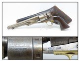 1861 4-SCREW Civil War COLT Model 1860 ARMY .44 Caliber Percussion REVOLVEREarly Variant of the ACW's Most Prolific Sidearm!