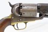 Antique CIVIL WAR Era 3rd Model COLT DRAGOON .44 Cal. PERCUSSION RevolverMade in 1860, One of 10,500 Third Models - 17 of 18