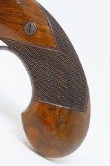 1850s HANOVER German .48 Caliber Percussion Pistol by LÖFFLER Antique Engraved, Single Set Trigger, Octagonal Barrel - 16 of 18