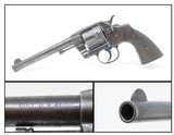 1896 mfr. COLT Model 1895 NEW ARMY/NAVY .41 Double Action REVOLVER AntiqueFirst Double Action Swing Out Cylinder Used by the US Military!