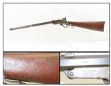 CIVIL WAR Antique MASS. ARMS CO.2nd Model MAYNARD 1863 Cavalry SR Carbine .50 Caliber Percussion Saddle Ring Carbine - 1 of 20