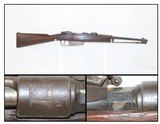 Italian F.N.A. BRESCIA Youth Training Rifle with FOLDING SPIKE BAYONET C&RSmaller Version of the Model 1891 CARCANO CARBINE! - 1 of 20