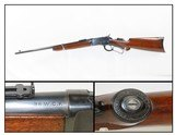 1911 WINCHESTER Deluxe 1892 Lever Action .38-40 WCF Carbine C&RClassic Lever Action Made in 1911