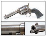 1907 COLT Single Action Army PEACEMAKER .38-40 WCF 1st Gen SAA Revolver C&R .38 WCF Colt 6-Shooter Made in 1907! - 1 of 19