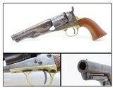 1866 mfr. Antique COLT POLICE Model 1862 .36 Caliber Percussion RevolverThe Zenith of the Colt Percussion Line - 1 of 18
