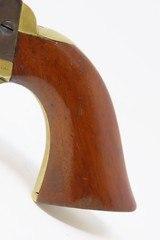 1866 mfr. Antique COLT POLICE Model 1862 .36 Caliber Percussion RevolverThe Zenith of the Colt Percussion Line - 3 of 18