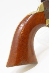 1866 mfr. Antique COLT POLICE Model 1862 .36 Caliber Percussion RevolverThe Zenith of the Colt Percussion Line - 16 of 18
