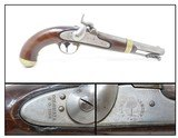 SOUTH CAROLINA Marked CONFEDERATE Antique PALMETTO ARMORY Model 1842 Pistol SCARCE South Carolina Militia Pistol Made in COLUMBIA, SC!
