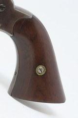CIVIL WAR Antique REMINGTON NEW MODEL NAVY Revolver .36 Cal. Single Action c1864 mfr. Popular Sidearm! - 12 of 18