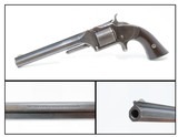 """c1864 CIVIL WAR Antique SMITH & WESSON No 2 """"OLD ARMY"""" .32 Caliber RevolverS&W's Cutting-Edge Flagship Revolver!"""