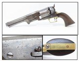 RARE NEW HAMPSHIRE MILITIA COLT DRAGOON Antique 2nd Model .44 Cal. REVOLVER One of Around 300 New Hampshire Guns!