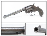 """c1892 """"FRONTIER SIX-SHOOTER"""" by COLT Model 1878 .44-40 WCF Revolver Antique Double Action & Single Action Sidearm!"""