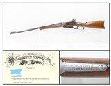 1898 mfr. .30-40 KRAG WINCHESTER Model 1895 Lever Action Rifle GOVT Antique LETTERED, Early Box Fed Lever Gun! - 1 of 20