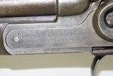 HARRINGTON & RICHARDSON 410-44 Cal. DOUBLE BARREL Side x Side Shotgun C&RSmall Frame MODEL 1915 Top Break - 6 of 19