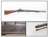 LOWER CANADA Antique ENFIELD P1856 Carbine c1859 .577 Caliber Percussion1859 Dated 2-BAND Pattern 1856 .577 Caliber Carbine
