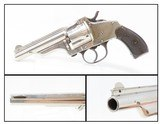 c1880s Antique MERWIN-HULBERT.38 S&W DOUBLE ACTION Revolver Medium FrameEXCELLENT Revolver From the 1880s! - 1 of 18