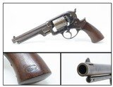 CIVIL WAR Antique STARR ARMS Model 1858 Army .44 Cal. PERCUSSION RevolverU.S. Contract Double Action Military Revolver