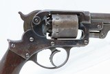 CIVIL WAR Antique STARR ARMS Model 1858 Army .44 Cal. PERCUSSION RevolverU.S. Contract Double Action Military Revolver - 18 of 19